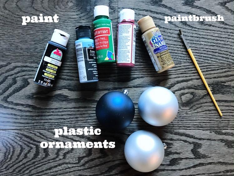 fingerprint diy ornaments