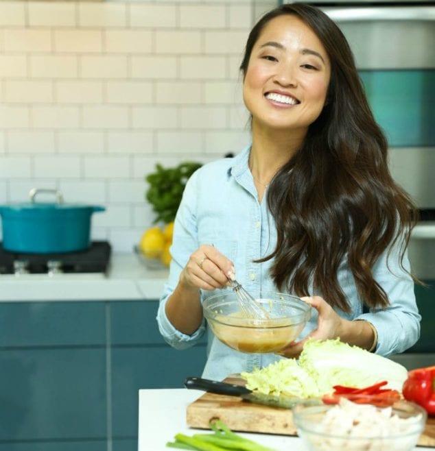 Chungah Rhee recipes