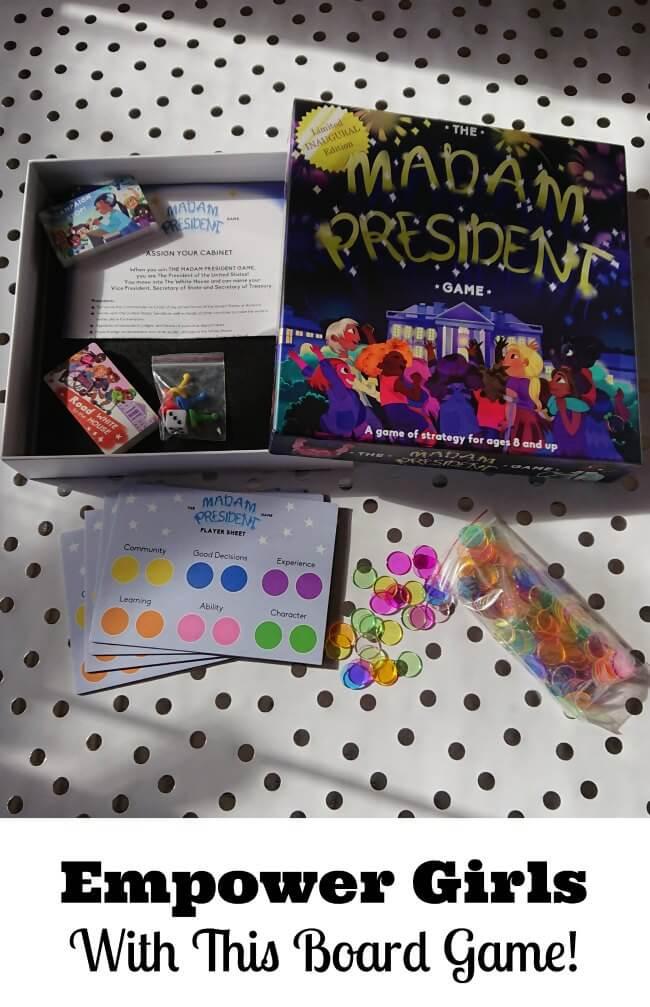Madam President Game