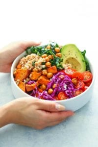 Nourish Bowl Recipe