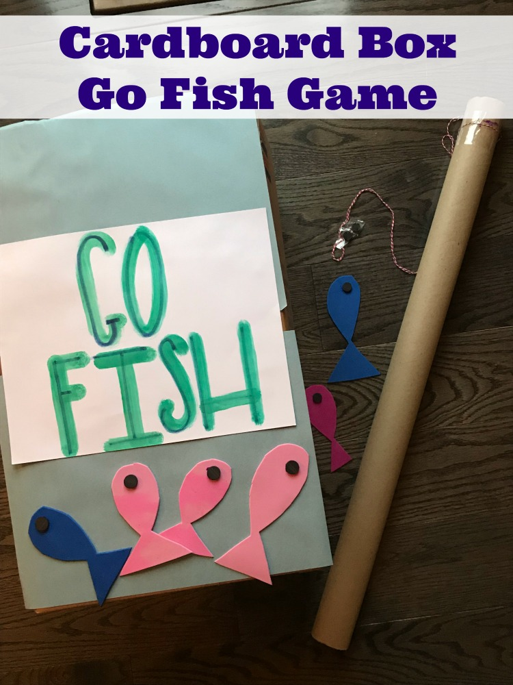 go fishing game