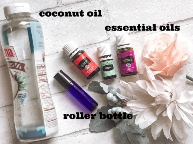 skin blemish treatment recipe