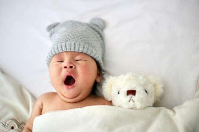 make baby go sleep fast
