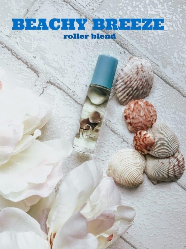 Essential Oil Roller Bottle Recipe