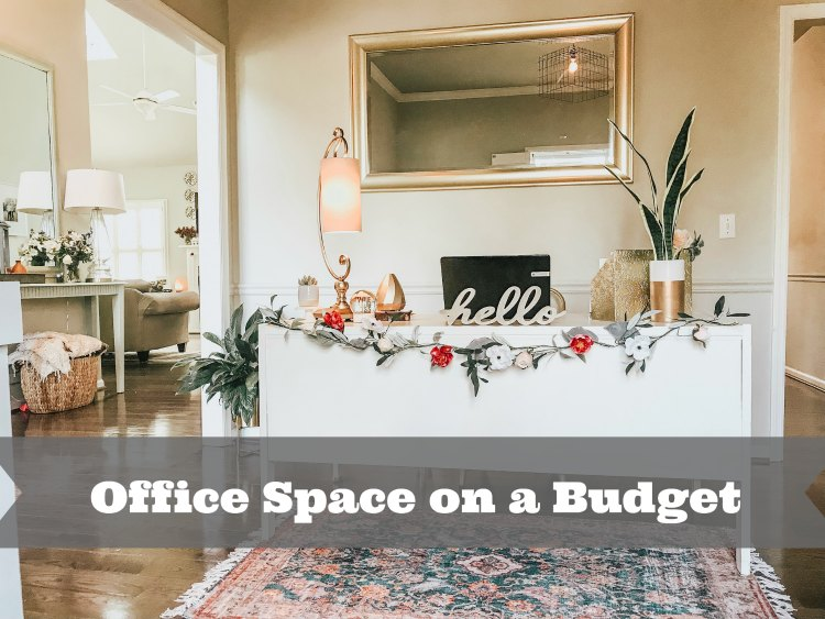 Small Home Office Decorating Ideas On A Budget | Family ...