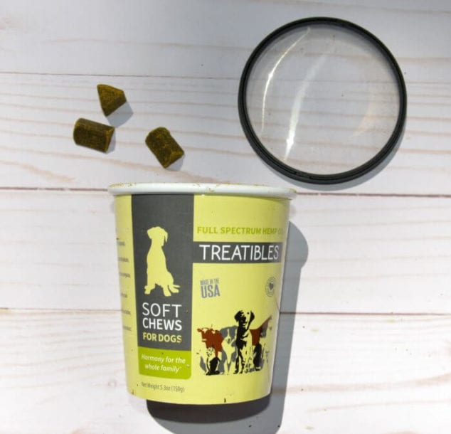 cbd dog treats made in USA