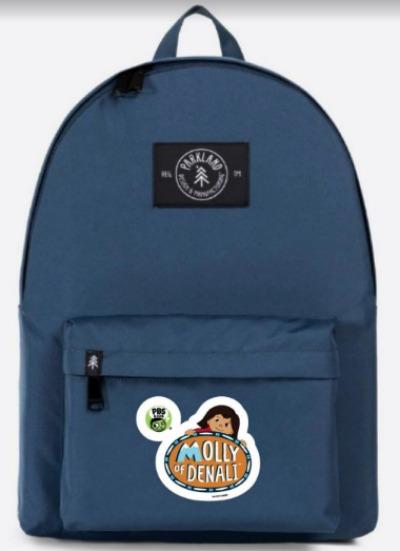Molly of Denali backpack