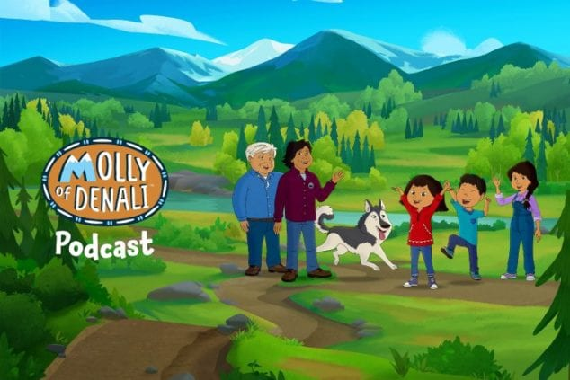 Podcast for kids- Molly of Denali
