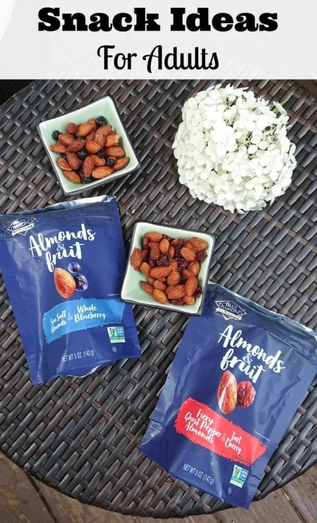 healthy prepackaged snacks adult