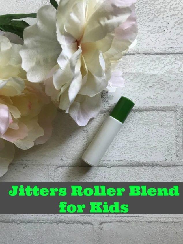 Jitters Roller Blend Recipe