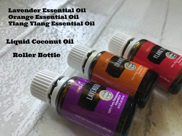 back to school essential oils to calm nerves