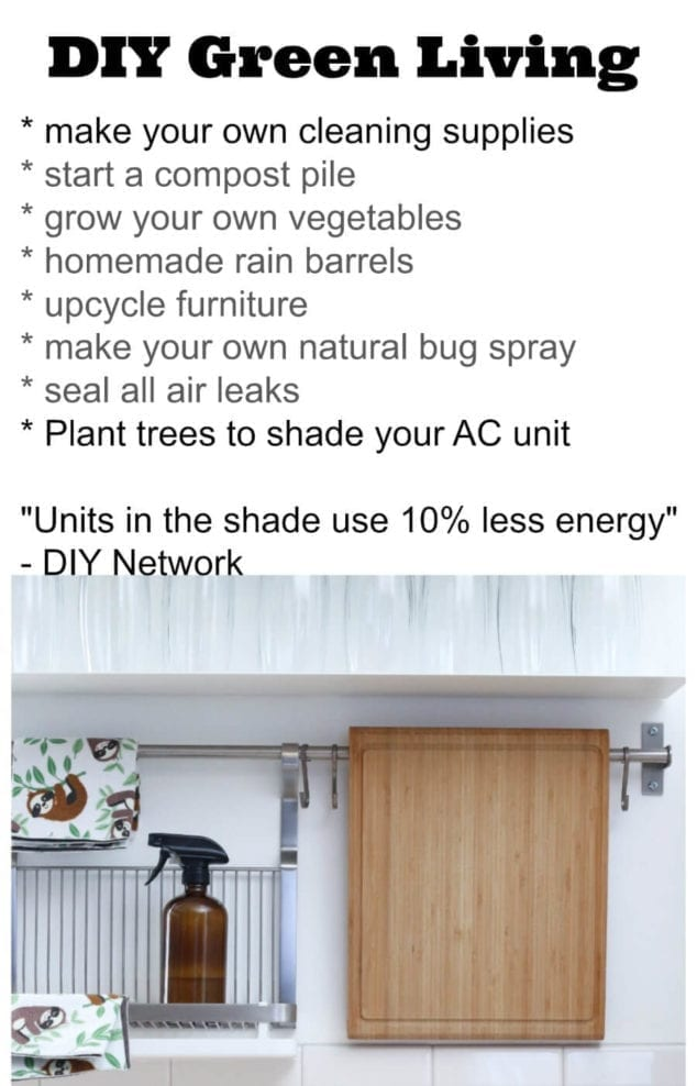 diy green living