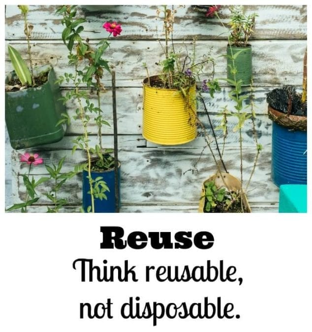why reuse is important