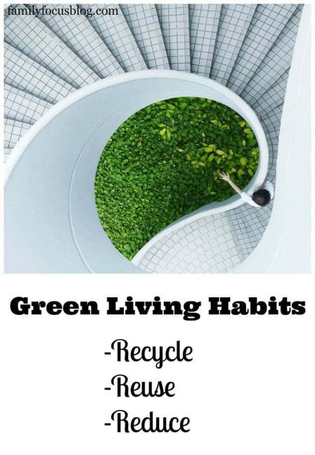 green living habits
