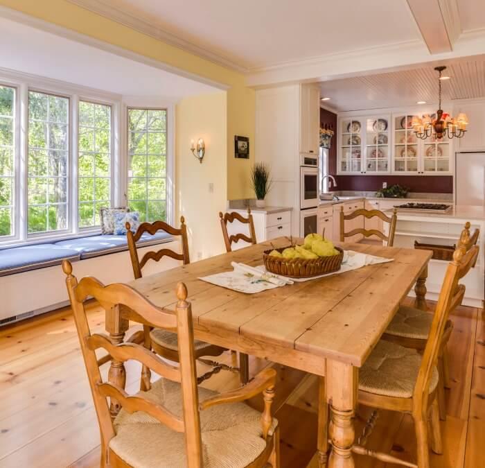 dining table centerpiece ideas - fruit