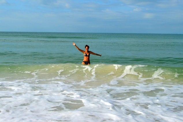 anna maria island ocean swimming