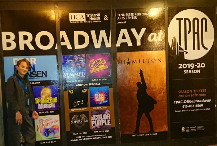 Broadway at TPAC