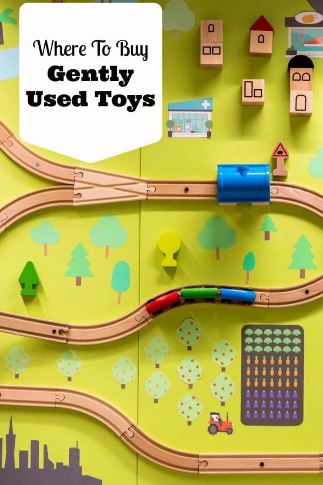 where can i buy used toys