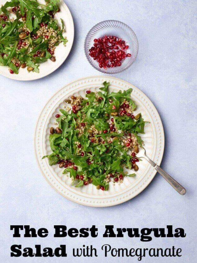 best arugula salad recipe