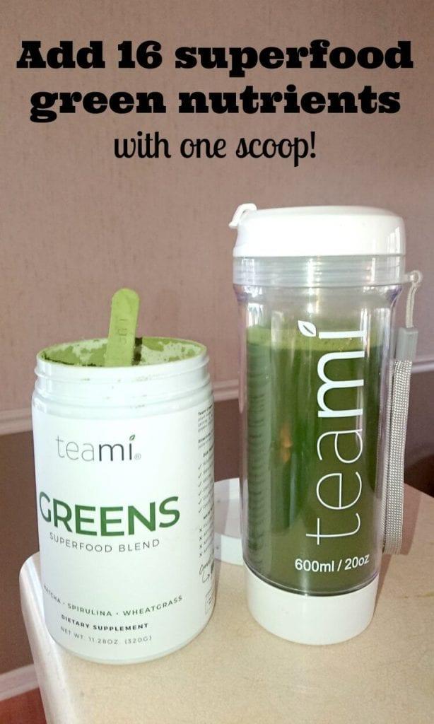 Teami Greens Superfood Blend