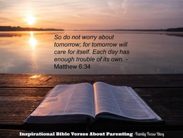 Bible Verses About Parenting