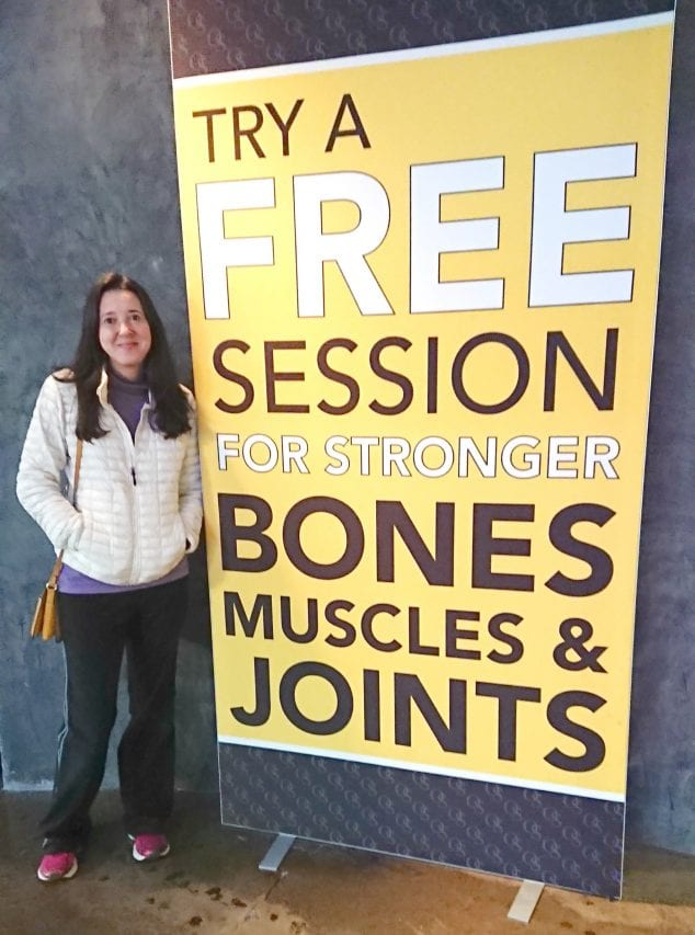 stronger bones and muscles