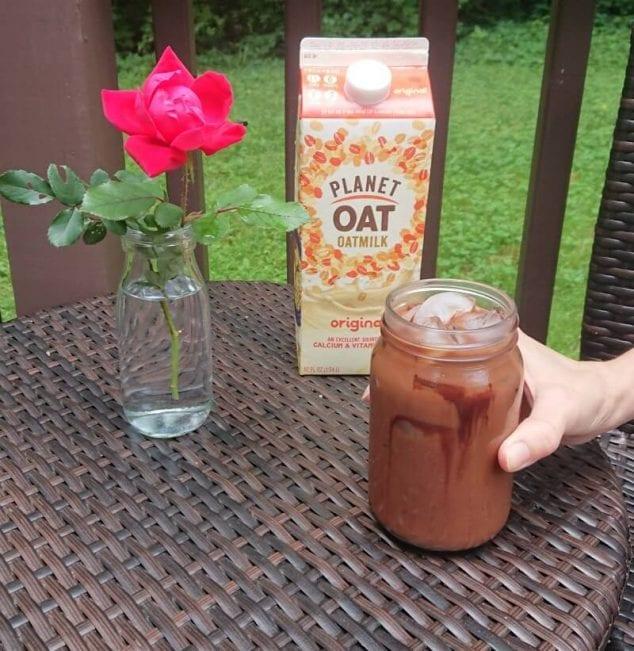 Iced Mocha Oatmilk Recipe
