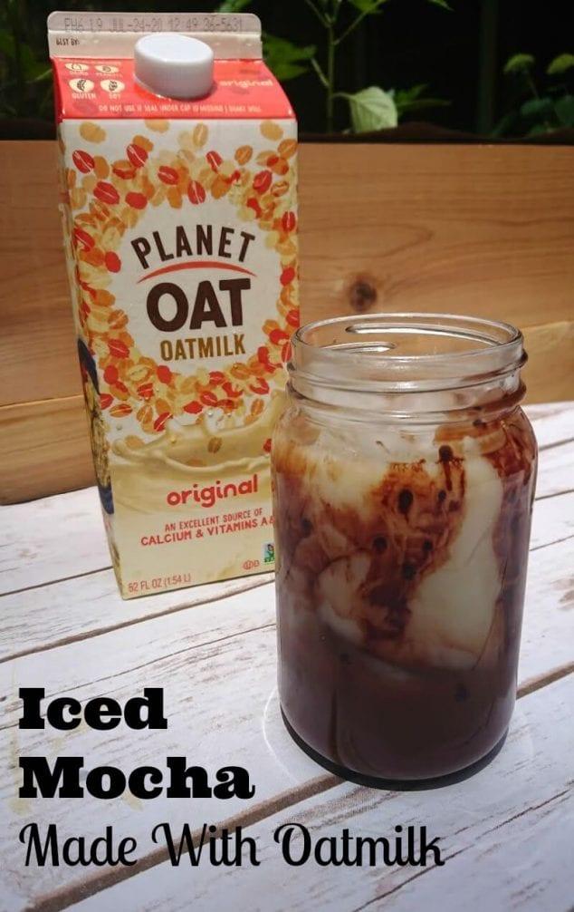 iced mocha oatmilk