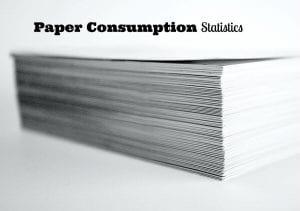 paper consumption statistics