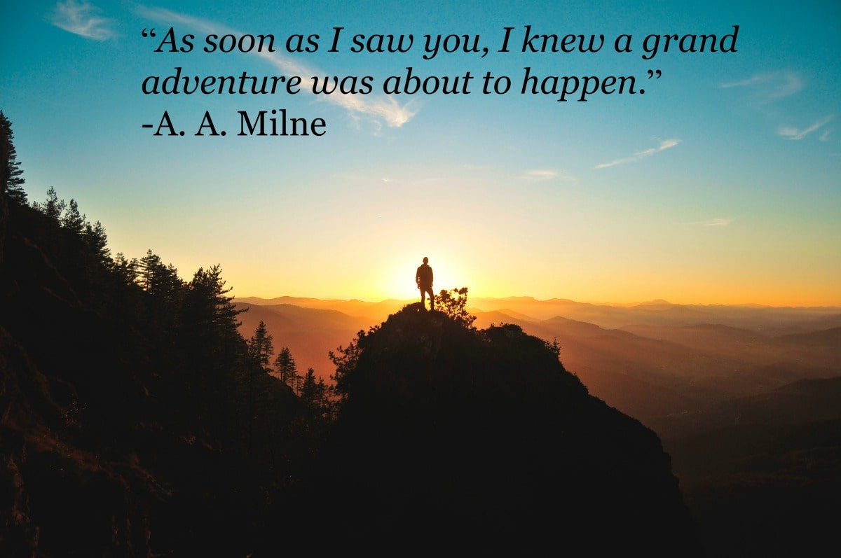 Quotes About Adventure And Love  Family Focus Blog