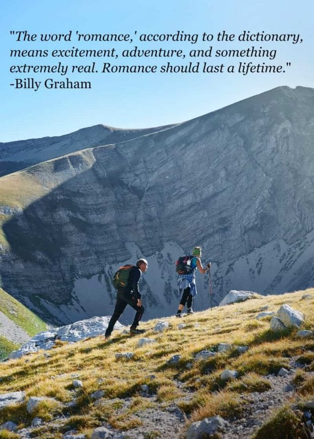 quotes about adventure and love