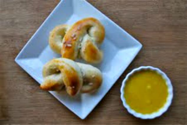 soft baked pretzel recipe