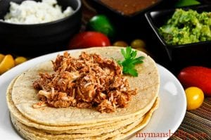 Pork Carnitas Crock Pot