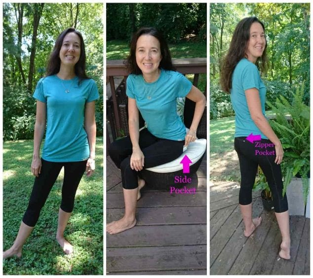 bamboo workout clothes