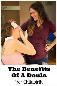 benefits of a doula
