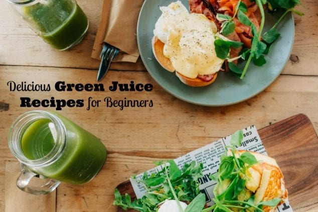 Green Juice Recipes for Beginners