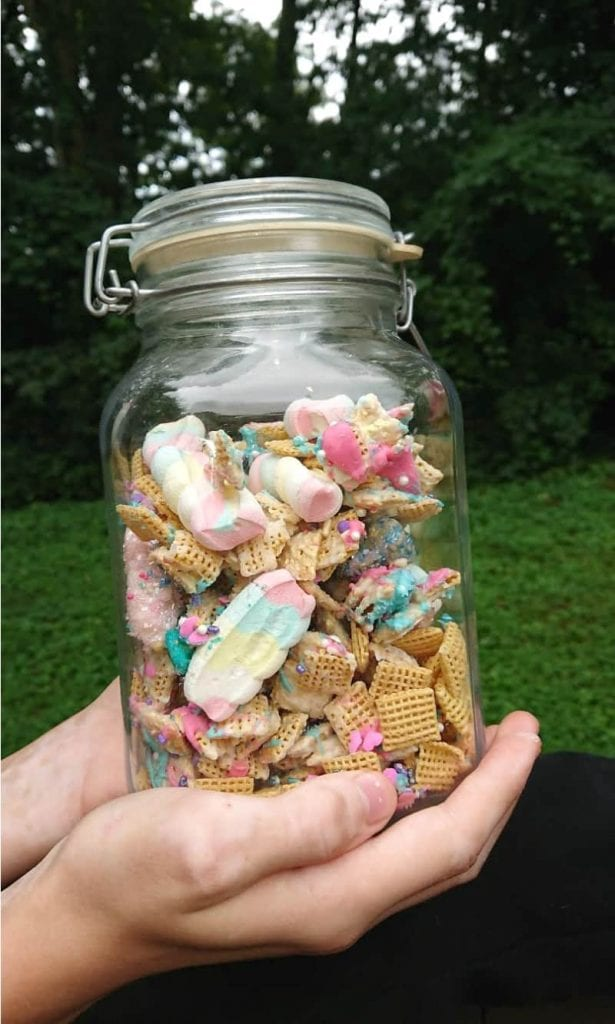 edible unicorn craft
