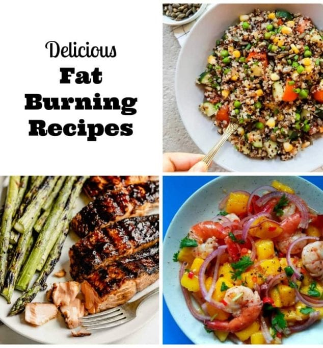 fat burning recipes
