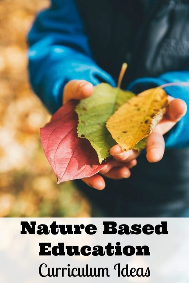 nature based education curriculum