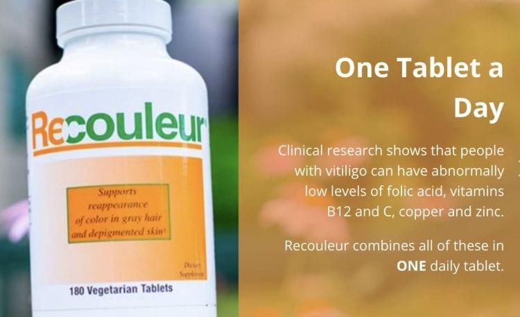 recouleur vitamins