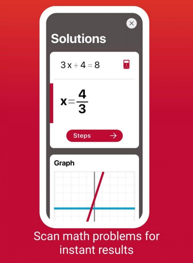 best math solver app