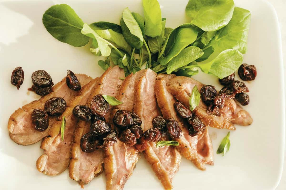 Paleo Duck Breast Recipe