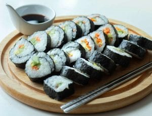 easy sushi recipe for kids