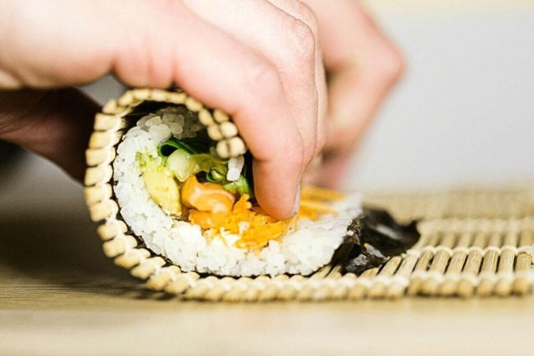 sushi rolls for kids