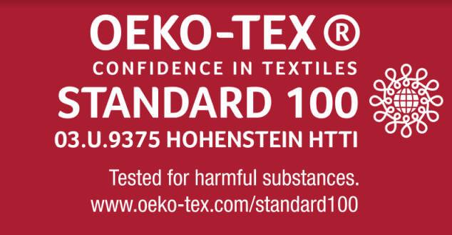 STANDARD 100 by OEKO-TEX Hannah Anderson