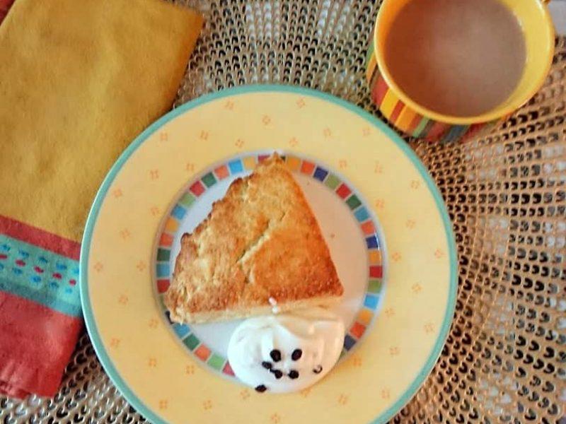 best orange scones
