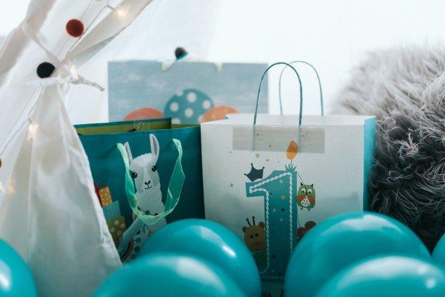 reuse gift bags