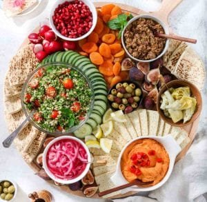 Vegan Charcuterie Board Ideas