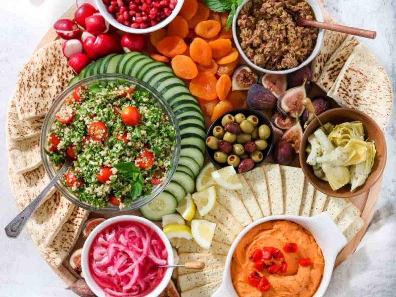 Vegan Charcuterie Board Ideas