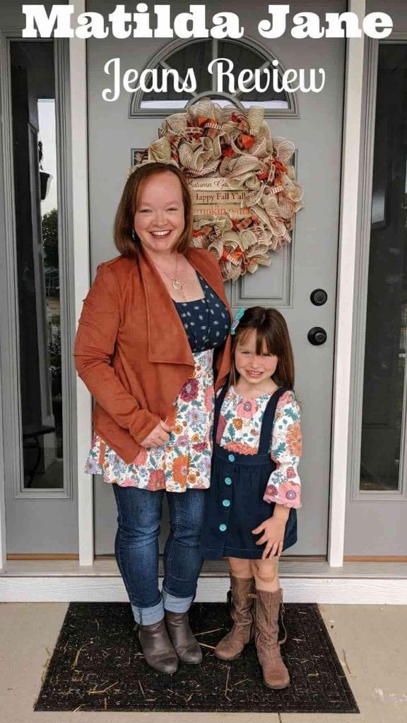 Matilda Jane Jeans Review